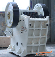 Jaw crusher/stone crusher/crushing machine/qualified crusher