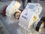 High efficient hammer crusher/crushing machine/stone crusher
