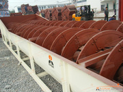 High efficient sand washing machine/sand washer/washing machine/pulver