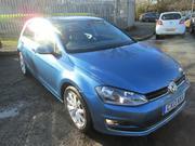 2013 Volkswagen 2013-VOLKSWAGEN GOLF 2.0 GT TDI BLUEMOTION TEC DSG