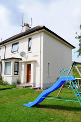 House For Sale Newtonmore Clune Terrace 3 Bedroom Open Views End House